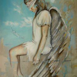L'Angelo convalescente di Beatrice Riva